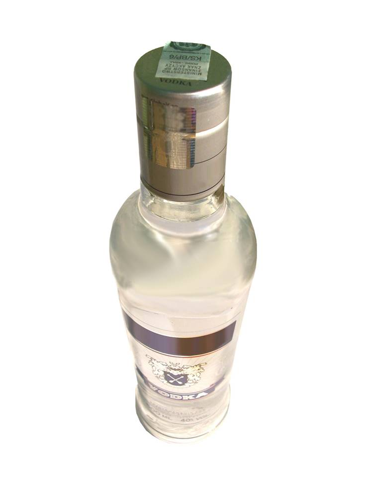 Vodka Classic Bottle